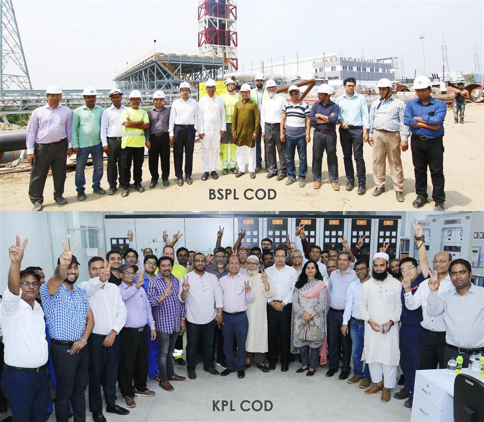 COD OF BSPL & KPL
